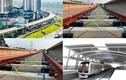 Cận cảnh đoạn đường ray đầu tiên trên tuyến Metro Bến Thành - Suối Tiên