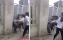 Nam thanh niên bị nữ sinh đánh hội đồng giữa đường