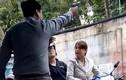 Bắt giám đốc ở Sài Gòn nổ súng dọa phụ nữ