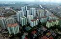 Zoom sát những tuyến phố dày đặc cao ốc ở Hà Nội