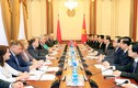 Chủ tịch nước Trần Đại Quang hội kiến Chủ tịch Hạ viện Belarus