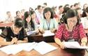 Kỳ thi THPT quốc gia 2017: Tức tốc chấm thi