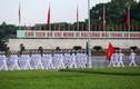 Xúc động lễ chào cờ tại Quảng trường Ba Đình mừng ngày 2/9