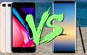 iPhone 8 Plus đua tốc độ Galaxy Note 8: gay cấn đến phút chót