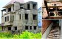"""Cận cảnh những ngôi nhà """"u ám"""" rợn người ở Sài Gòn"""