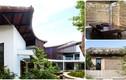 Những ngôi nhà lợp mái lá đẹp ngang khu nghỉ dưỡng cao cấp