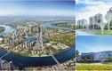 Cận cảnh Thủ Thiêm - khu đô thị đẹp nhất Đông Nam Á
