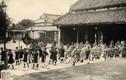 Hình ảnh quý giá về lễ đăng quang của vua Bảo Đại
