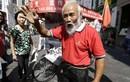 Video: Cụ ông đạp xe ba bánh từ Trung Quốc tới London