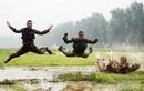 Ảnh TG tuần qua: Binh sĩ tập trận trong bùn