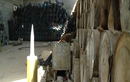 """Cận cảnh kho vũ khí """"khủng"""" của IS bị tịch thu ở Mayadin"""