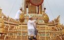 Linh cữu Vua Thái Lan Bhumibol sắp được hỏa táng