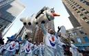 Hoành tráng cuộc diễu hành mừng Lễ Tạ ơn ở New York