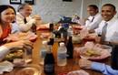 Có gì đặc biệt trong quán ăn ưa thích của chính khách Mỹ?