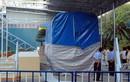 """Tàu mẫu Cát Linh-Hà Đông """"đắp chiếu"""" tại Triển lãm Giảng Võ"""