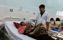 Cứu bệnh nhân bị thương do nổ đầu đạn