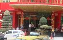 Tấp nập cảnh ra vào trụ sở Thiên Ngọc Minh Uy