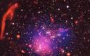 Phát hiện bất ngờ liên quan cụm thiên hà Abell 2744