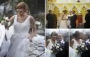 Hàng nghìn người giúp bà mẹ ung thư cưới lại lần nữa