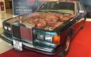 """Ngắm xế cổ Rolls-Royce đẹp từng """"mi-li-mét"""" tại Hà Nội"""
