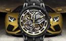 Cận cảnh đồng hồ 4 tỷ phong cách siêu xe Lamboghini