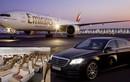 Nội thất Mercedes S-Class đẳng cấp như Boeing 777