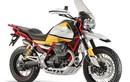 """Chi tiết """"xế nổ"""" địa hình tương lai Moto Guzzi V85"""