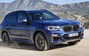 BMW X3 phiên bản 2018 có giá từ 2,5 tỷ đồng