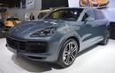 Cận cảnh Porsche Cayenne Turbo 2018 giá 3,4 tỷ đồng