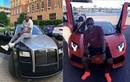 Phát thèm với siêu xe của hội con nhà giàu Zimbabwe