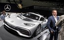 Dàn xe sang Mercedes-Benz đổ bộ Los Angeles Auto Show 2017