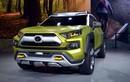 Toyota ra mắt xe địa hình FT-AC concept mới