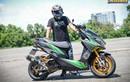 """Xe ga Yamaha Force 155 độ """"khủng"""" tới 200 triệu đồng"""
