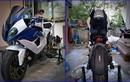 Honda MSX125 độ siêu môtô BMW S1000RR như xịn
