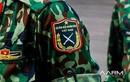 Ảnh: Quân phục dã chiến mới của QĐND Việt Nam