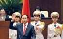 TT Putin chúc mừng tân Chủ tịch nước Trần Đại Quang
