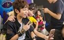 MC Thảo My động viên em trai tại Vietnam Idol Kids 2016