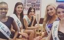 Thúy Vân hội ngộ top 5 Hoa hậu Quốc tế 2015