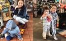 Loạt ảnh hiếm về con trai Thu Minh sắp tròn 2 tuổi