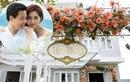 HH Thu Thảo trang trí nhà ngập hoa trong ngày vu quy
