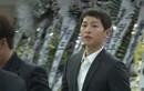 Chưa vội đi tuần trăng mật, Song Joong Ki đến viếng Kim Joo Hyuk