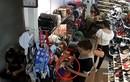 """Video: """"Nữ quái"""" trộm điện thoại nhanh như chớp trong cửa hàng"""