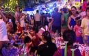 """Video: Phố cổ Hà Nội """"thất thủ"""" vì Trung thu"""