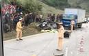 Sơn La: Ô tô tông thẳng xe tải ngược chiều, 4 người tử vong tại chỗ