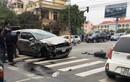 """Hãi hùng ô tô """"điên"""" gây tai nạn liên hoàn, một người tử vong"""