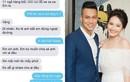 Vợ Việt Anh phản ứng sau lùm xùm tin nhắn của Bảo Thanh