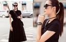 Phạm Hương chất lừ trước ngày sang Hàn dự Seoul Fashion Week