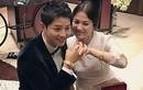 Song Hye Kyo đón sinh nhật cùng chồng giữa tin bầu bí