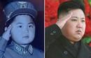 Ảnh lãnh đạo Triều Tiên Kim Jong-un khi còn bé