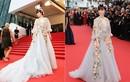 Phạm Băng Băng hóa tiên nữ trên thảm đỏ Cannes